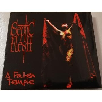 SEPTIC FLESH - A Fallen Temple 1998 - RARE