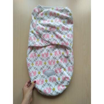 Ocieplacz otulacz dla niemowlaka