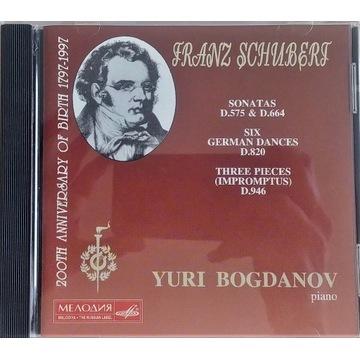 Franz Schubert - Yuri Bogdanov - piano