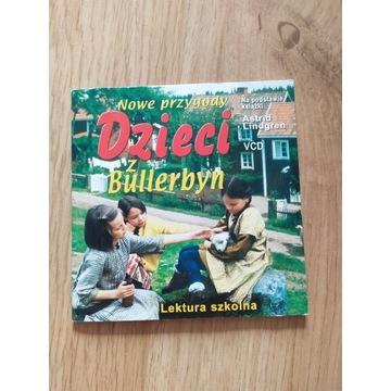 Nowe przygody dzieci z Bullerbyn (VCD)