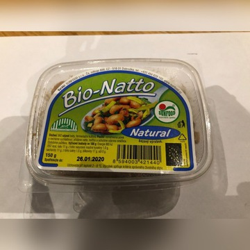 Natto soja kapusta kiszona probiotyk starter zaczy