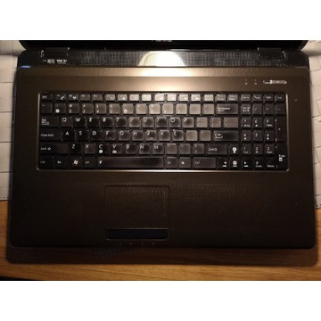 Notebook Asus K72JR