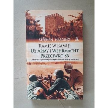 Ramię w ramię US Army i Wehrmacht przeciwko SS NOW