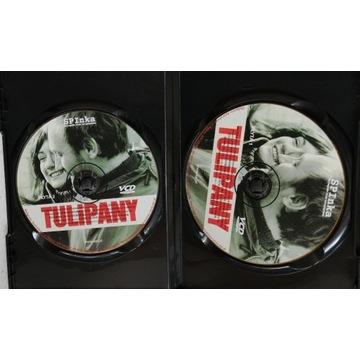 """FILM """"TULIPANY"""" VCD, 2 PŁYTY, PUDEŁKO. JAK NOWY."""