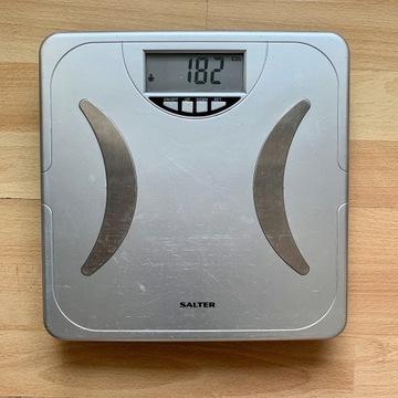 Waga analityczna - pomiar tłuszczu i wody SALTER
