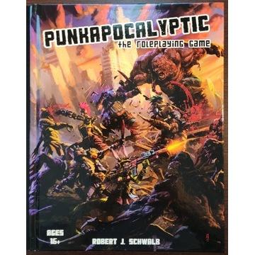 PunkApocalyptic rpg nowy