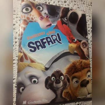 SAFARI DVD