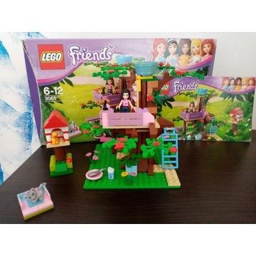 Lego friends 3065 Domek na drzewie