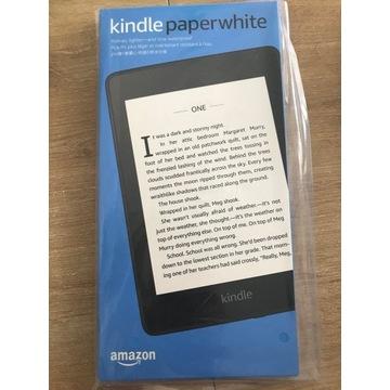 Kindle Paperwhite 8GB nowy, wodoodporny,bez reklam