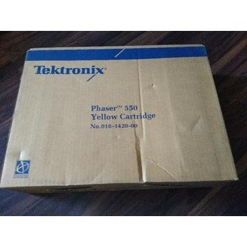 Tektronix Phaser 550 Yellow Cartridge