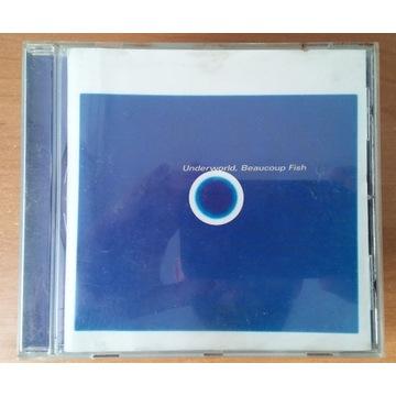 CD, Underworld, Beaucoup Fish, 707.0543.2
