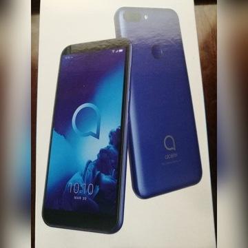 Smartfon Alcatel 1S 4/64GB DualSIM 2020 NIEOTWARTY