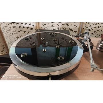 mata do gramofonu ANTYREZONANSOWA i ELEKTROSTATYCZ