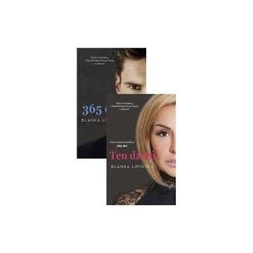 """Dwie książki z serii 365 dni """"365 dni"""" """"Ten dzień"""""""