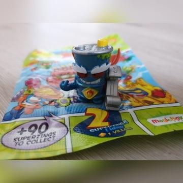 Super Zings Mr King Ultra Rare