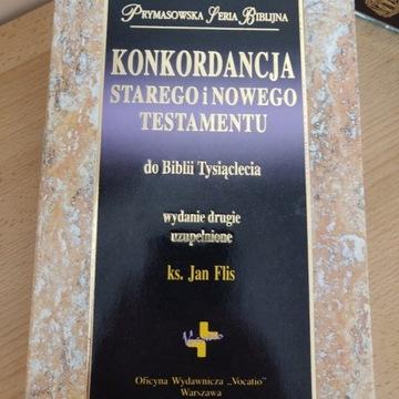 Konkordancja Starego i Nowego Testamentu