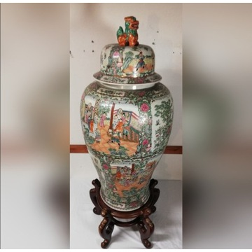 Chińska Waza Dynastia Ming