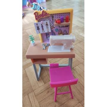 Oryginalna maszyna do szycia dla Barbie