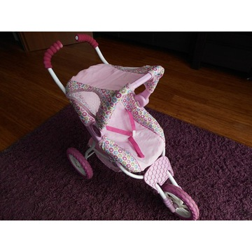 Wózek spacerówka dla lalki