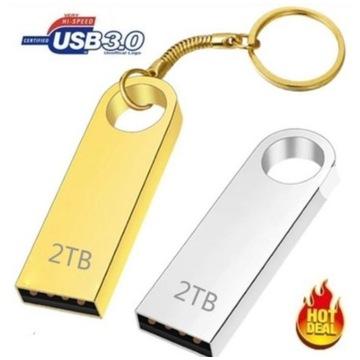 2 TB dysk USB, napęd pen drive, flash USB, pamięć