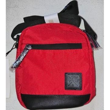 Czerwona mała torebka na ramię YourTurn