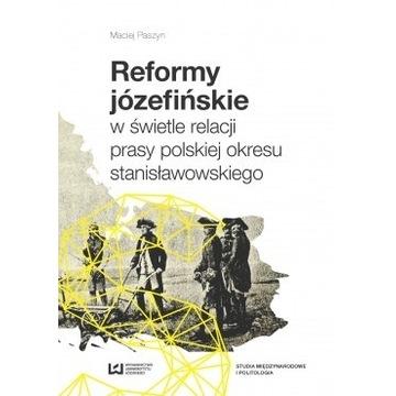 Reformy józefińskie w świetle relacji prasy polski