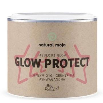 Natural Mojo GLOW PROTECT kapsułki z koenzymem Q10