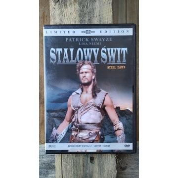 Stalowy Świt Steel Dawn Dvd Patrick Swayze