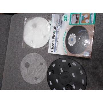 CLEAN ROBOT Zabawka dla dzieci /Baterie