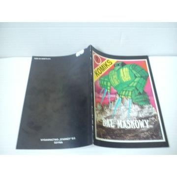 KOMIKS BAL MASKOWY STARKEY 1989 wydanie 1 BDB !!!!