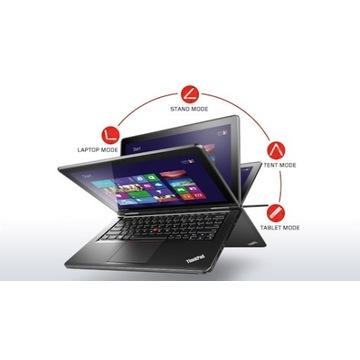 Lenovo ThinkPad Yoga 260 i5-6200U 8/256GB 2w1Dotyk