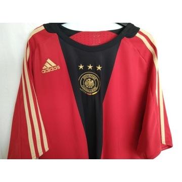 Oryginalna koszulka Adidas Niemcy r.XL reprezent.