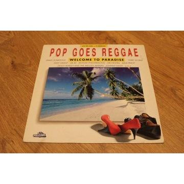 Pop Goes Reggae LP