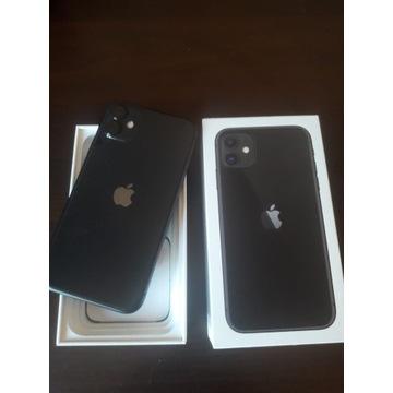 iPhone 11 Czarny Nowy