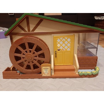 Sylvanian Families Watermill Bakery Piekarnia Młyn