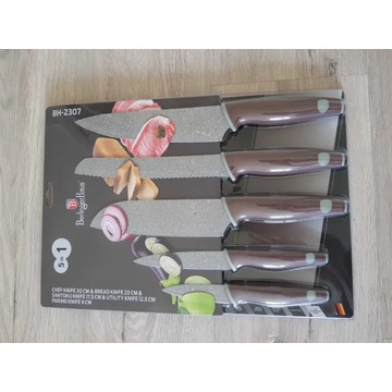 Zestaw 5 noży Berlinger Haus BH-2307 NOWE!