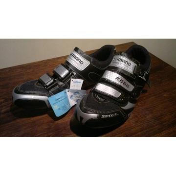 Shimano R086 SPD SL road shoes, rozmiar 45eu