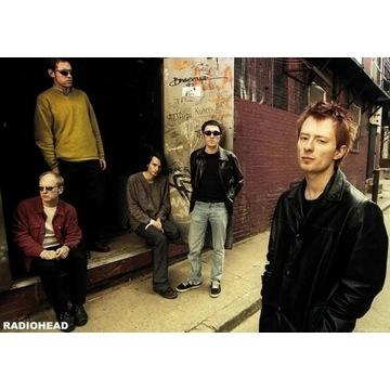 Plakat Radiohead - Back Alley 2005