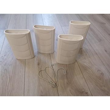 Ceramiczny nawilżacz powietrza - 4 sztuki