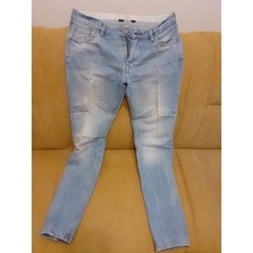 Spodnie męskie jeansowe 32/34