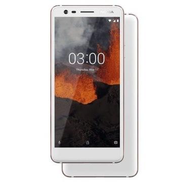 Smartfon NOKIA 3.1 DualSim 2/16GB biała