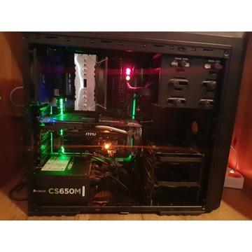 Komputer do gier i5 4gen, 8GRAM,  R9 270x, 1TB HD