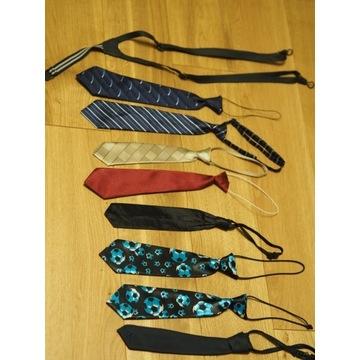 Krawaty chłopięce - zestaw