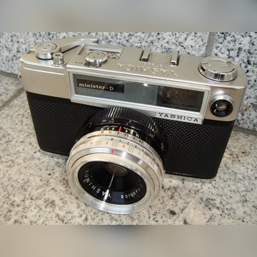 YASHICA minister - D