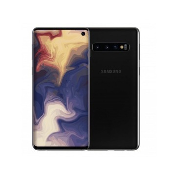 Samsung GALAXY S10 / 128 GB BLACK NOWY