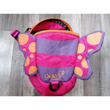 Plecak dla dziecka motylek Gelert