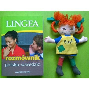 SZWEDZKI nowy rozmównik polsko-szwedzki LINGEA