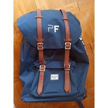 Plecak LITTLE AMERICA brandowany