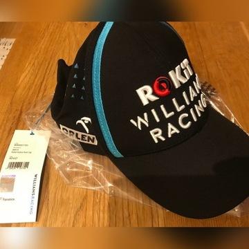 Czapka Robert Kubica Rokit Williams Racing 2019