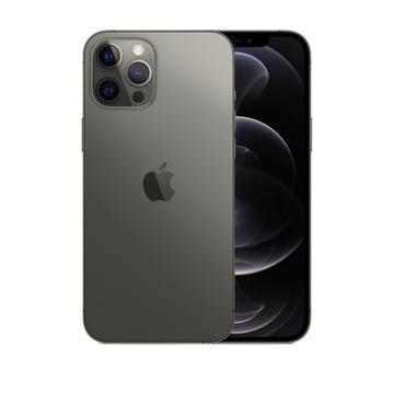 iPhone 12 Pro Max 256GB Graphite / Nowy, folia